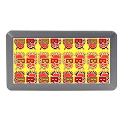 Funny Faces Memory Card Reader (mini)
