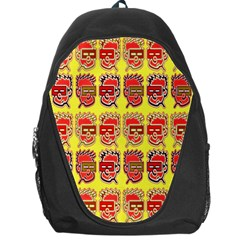 Funny Faces Backpack Bag