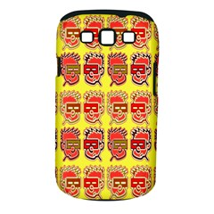 Funny Faces Samsung Galaxy S Iii Classic Hardshell Case (pc+silicone)