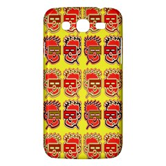 Funny Faces Samsung Galaxy Mega 5 8 I9152 Hardshell Case