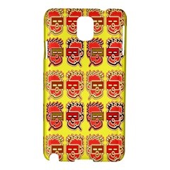 Funny Faces Samsung Galaxy Note 3 N9005 Hardshell Case