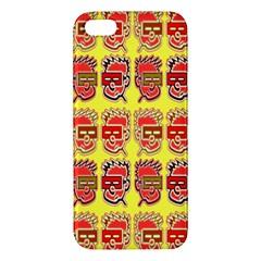 Funny Faces Iphone 5s/ Se Premium Hardshell Case