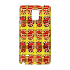 Funny Faces Samsung Galaxy Note 4 Hardshell Case