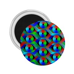 Bee Hive Color Disks 2 25  Magnets