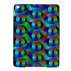 Bee Hive Color Disks Ipad Air 2 Hardshell Cases