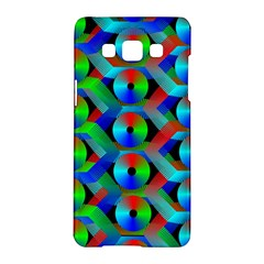 Bee Hive Color Disks Samsung Galaxy A5 Hardshell Case
