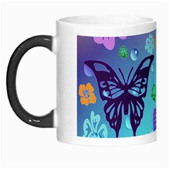 Butterfly Vector Background Morph Mugs