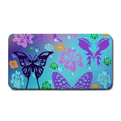 Butterfly Vector Background Medium Bar Mats