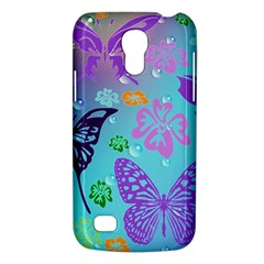 Butterfly Vector Background Galaxy S4 Mini