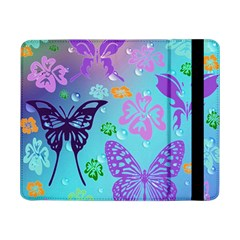 Butterfly Vector Background Samsung Galaxy Tab Pro 8 4  Flip Case