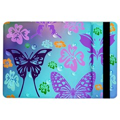 Butterfly Vector Background iPad Air 2 Flip