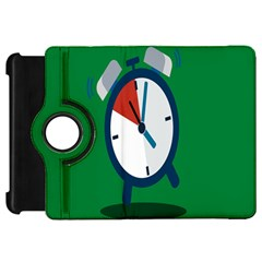 Alarm Clock Weker Time Red Blue Green Kindle Fire Hd 7