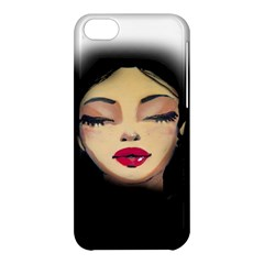 Girl Apple iPhone 5C Hardshell Case