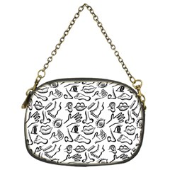 Body parts Chain Purses (One Side)