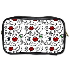 Body parts Toiletries Bags 2-Side
