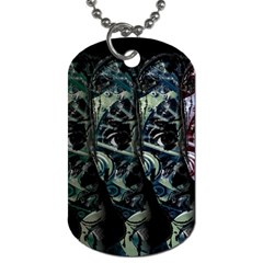 Wild child Dog Tag (Two Sides)