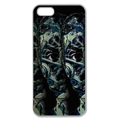 Wild child Apple Seamless iPhone 5 Case (Clear)