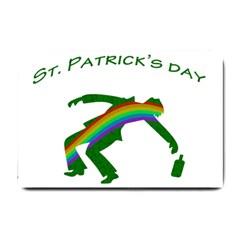 St. Patricks Small Doormat