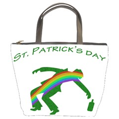 St. Patricks Bucket Bags