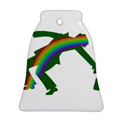 St. Patricks Bell Ornament (Two Sides)