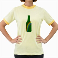 St. Patricks Women s Fitted Ringer T-Shirts