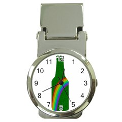 St. Patricks Money Clip Watches