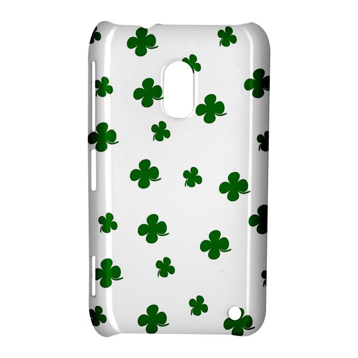 St. Patrick s clover pattern Nokia Lumia 620