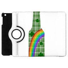 St. Patricks day - Bottle Apple iPad Mini Flip 360 Case