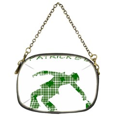 St. Patrick s day Chain Purses (One Side)