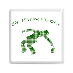 St. Patrick s day Memory Card Reader (Square)
