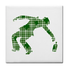 St. Patrick s day Tile Coasters