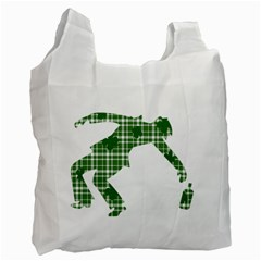 St. Patrick s day Recycle Bag (One Side)
