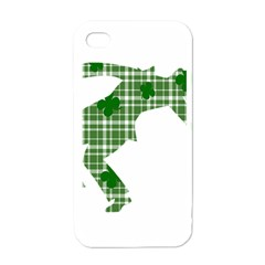 St. Patrick s day Apple iPhone 4 Case (White)