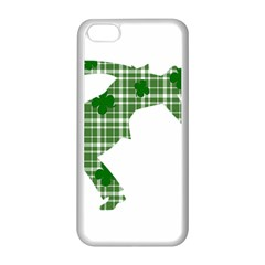 St. Patrick s day Apple iPhone 5C Seamless Case (White)