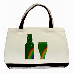St. Patrick s day Basic Tote Bag (Two Sides)