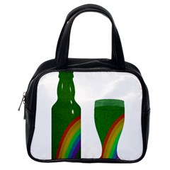 St  Patrick s Day Classic Handbags (one Side)