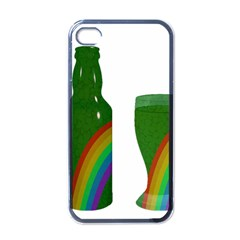 St. Patrick s day Apple iPhone 4 Case (Black)