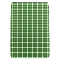 St. Patricks day plaid pattern Flap Covers (S)