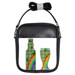 St. Patrick s day Girls Sling Bags