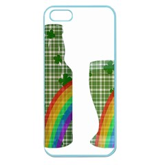 St. Patrick s day Apple Seamless iPhone 5 Case (Color)