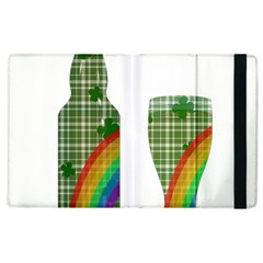 St. Patrick s day Apple iPad 3/4 Flip Case