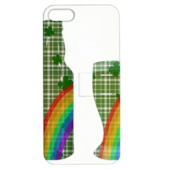 St. Patrick s day Apple iPhone 5 Hardshell Case with Stand