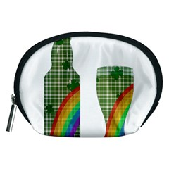 St. Patrick s day Accessory Pouches (Medium)