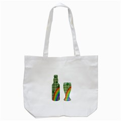 St. Patrick s day Tote Bag (White)