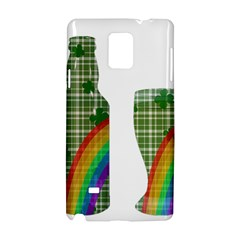 St. Patrick s day Samsung Galaxy Note 4 Hardshell Case