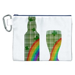 St. Patrick s day Canvas Cosmetic Bag (XXL)