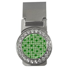 St. Patrick s day pattern Money Clips (CZ)