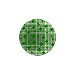 St. Patrick s day pattern Golf Ball Marker