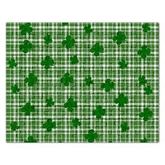 St. Patrick s day pattern Rectangular Jigsaw Puzzl