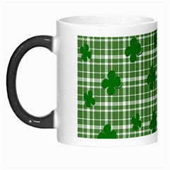 St. Patrick s day pattern Morph Mugs